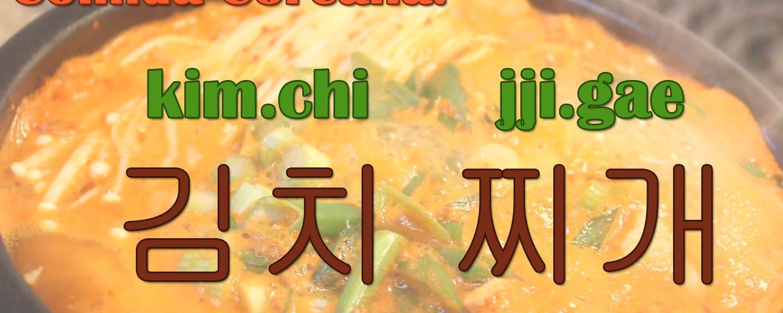 Comida Coreana: Como preparar kimchi jjigae