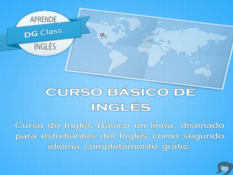 Inglés Principiante